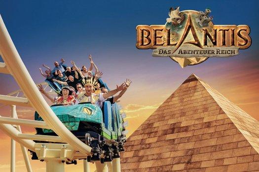 Ein Tagesticket für BELANTIS und eine Übernachtung im RAMADA Leipzig ab 59€ pro Person