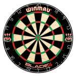 [Amazon.de] Winmau Steeldartboard Blade IV, beige/schwarz, Dart