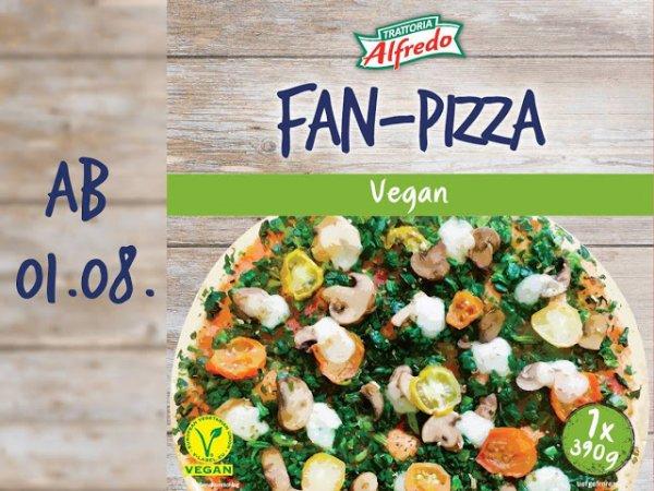 Trattoria Alfredo Fan-Pizza Vegan [1,11€ bei Lidl]