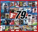 Update....Nur noch 2 Tage! [Mediamarkt/Amazon]  3x Playstation 4 Spiele (aus Auswahl) für 79,-€. Zb.  GTA5+Mirros Edge Catalyst+ Uncharted 4 für 79,-€