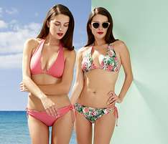 Doppelt hält besser: Wende-Bikini für 11,69€ bei Tchibo