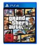 [Lokal München Saturn OEZ] GTA Grand Theft Auto 5 (PS4)