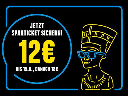 (Berlin) Lange Nacht der Museen bis 15. August noch für 12€(10€ ermäßigt) statt sonst 18€ (bzw. 12€)