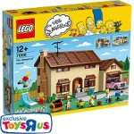 ToysRUs - LEGO Simpsons - 71006 Das Simpsons Haus - nur noch heute gültig