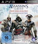 Assassinx27s Creed: Geburt einer neuen Welt - Die Amerikanische Saga (PS3) für 15€ bei real (offline)