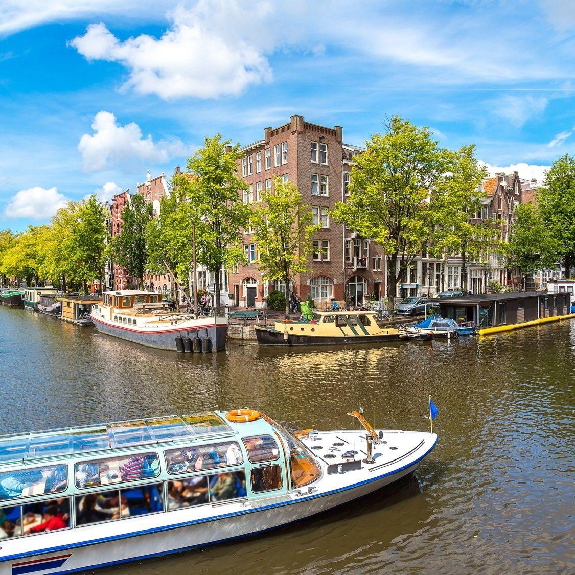 [Amsterdam] 3 Tage für zwei Personen im Doppelzimmer für 69€ oder 2 Tage für 39€