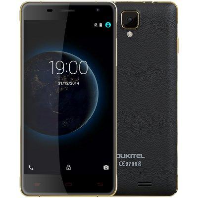 Oukitel K4000 Pro LTE + Dual-SIM (5 HD IPS, MTK6735 Quadcore, 2GB RAM, 16GB intern, 8MP + 2MP [interpol: 13 und 5] Kamera, kein Hybrid-Slot, inkl. Band 20, 4600mAh, Android 5.1) für 77,63€ [Gearbest]