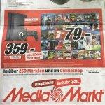 (Lokal Bonn?) Mediamarkt PS4 500 GB + 3 Spiele nach wahl