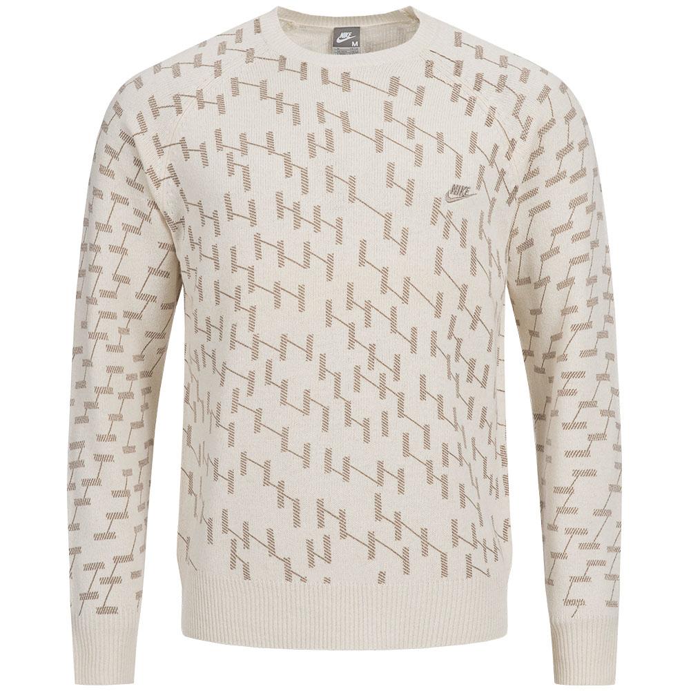Nike Fusion Knit Crew für 17,99€bei eBay - Herren Pulli in Größe S bis 2 XL