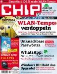 3x Chipheft (mit DVD)  für 4,90€ von Chip direkt