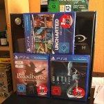 Lokal Media Markt Halstenbek Bloodborne GOTY Edition until Dawn und uncharted Collection