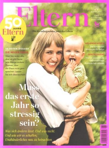 Eltern-Magazin für eff. 6,80€ im Jahresabo durch div. 40€ Gutscheine (Amazon, BestChoice etc.)