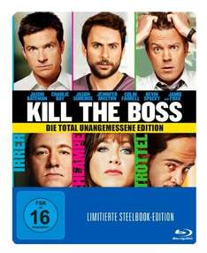 (Saturn) Kill the Boss - Steelbook (Blu-ray) für 5€