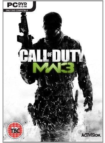 Call of Duty: Modern Warfare 3 (Steam) für 3,35€ [CDKeys]