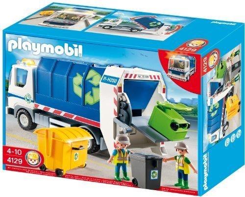 Playmobil Recycling-Fahrzeug mit Blinklicht; 22,99 € +VSK @mytoys.de