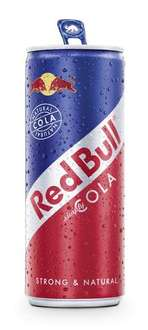 Red Bull Cola Probierpack [Facebook]