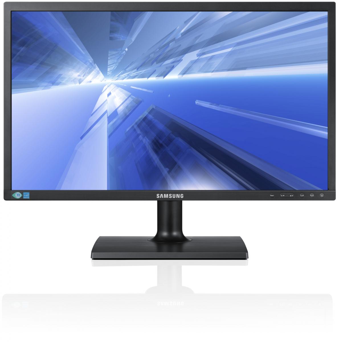Samsung Monitor S22C200B 21,5x27x27 | FullHD für 98 € [Office-Partner]
