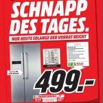 PKM SBS344-169A+NF, EEK A+, Side Kühlschrank