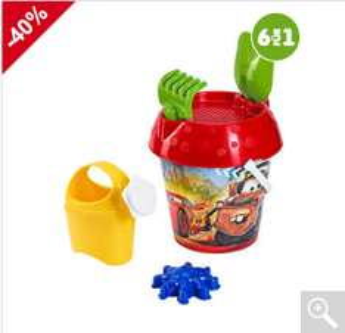 Cars oder Frozen Sandspielzeug für je 2,99€ bei Abholung @ [NKD] statt ca. 5€