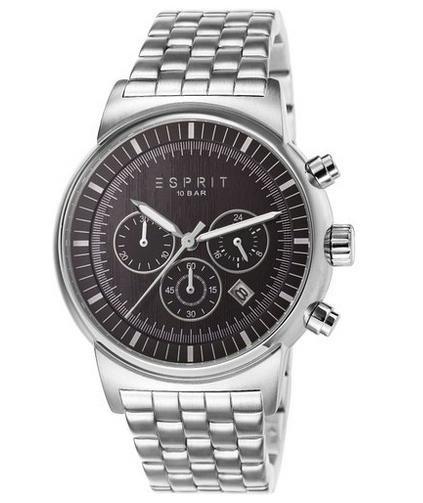 Esprit Herren-Armbanduhr Woodward Chronograph für 81,96€ bei Amazon.it