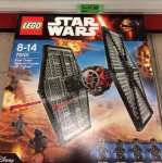 [Rossmann] Lego 75101 Star Wars First Order Special Forces Tie Fighter 42,30