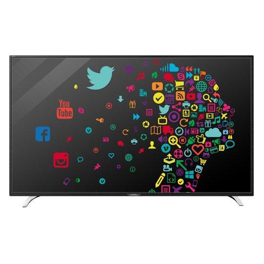 Sharp LC-55CFE6242E, Full HD LED TV 139 cm (55 Zoll), REAL online