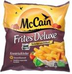 McCain Deluxe Frites 600g für nur 0,30€ (Angebot+Coupon) [KAUFLAND BUNDESWEIT]