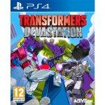 Transformers Devastation [PS4] für 13,80 EUR