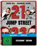 21 + 22 Jump Street Steelbook [Blu-ray + UV Copy] für 11,97 € > [amazon.de] > Prime