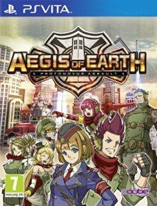 [base.com] Aegis of Earth: Protonovus Assault [PS VITA] für 13,94€ inkl. Versand