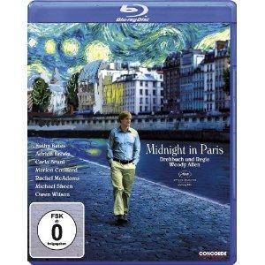 Midnight in Paris [Blu-ray] für 9,97 Euro @Amazon