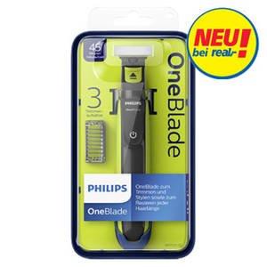 Rasierer/Trimmer Philips OneBlade QP2520/20 @Müller OFFLINE