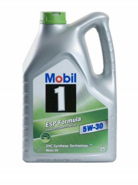 (Ebay) Mobil 1 ESP Formula 5W-30 5L (33,80 inkl Versand)