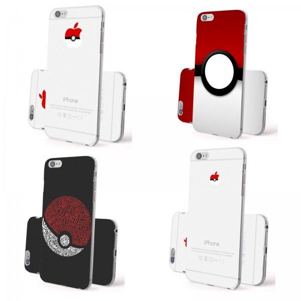 """(eBay) Finoo - iPhone Hülle in """"Pokémon"""" Optik - verschiedene Hüllen verfügbar"""