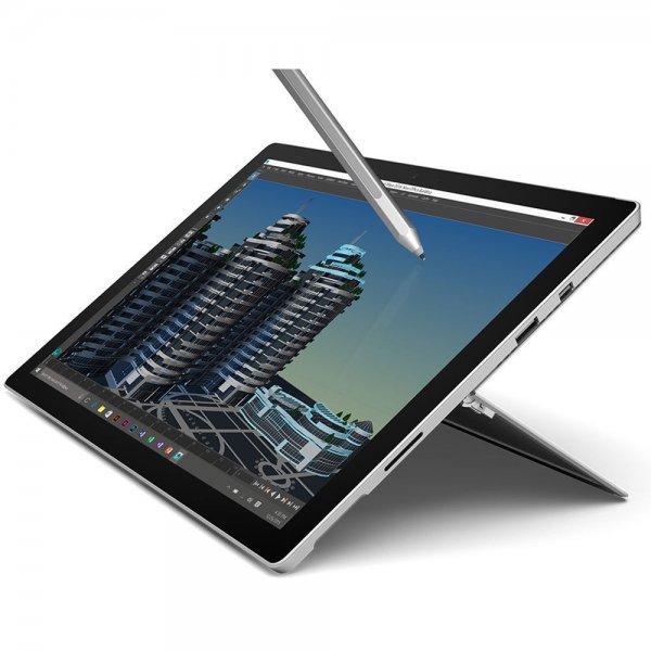 Surface Pro 4, i5-6300U, 4GB RAM, 128GB SSD, Win 10 Pro für 769,99€