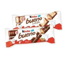 Kinder Bueno bei *Action* 2,20 Euro