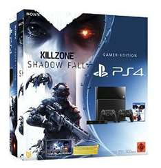 PS4 (erste Revision) 500GB - Killzone - 2 Controller - Kamera [Amazon WHD Zustand Sehr gut]