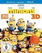 Minions Blu-ray 3D für 11,97€ bei Amazon
