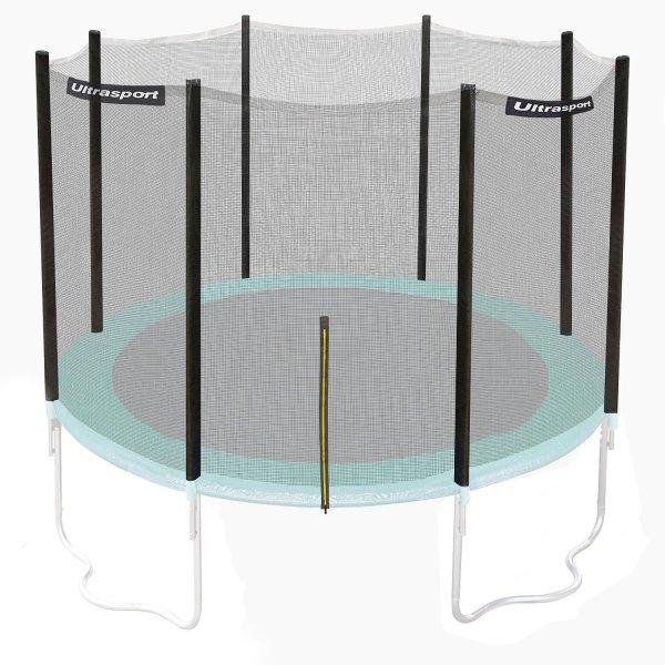 Ultrasport Sicherheitsnetz für 305 cm Gartentrampolin Ultrasport Jumper Wave für 8,58€