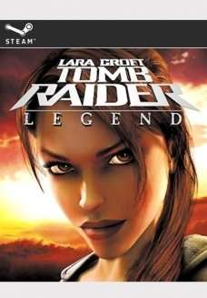 [Steam] Tomb Raider Legend (@SquareEnix)