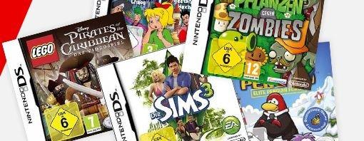 [Redcoon[ Verschiedene Nintendo DS Spiele für je nur 5,-€ Versandkostenfrei. Zb...Die Sims 3***Plants vs. Zombies und weitere