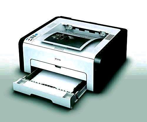 Ricoh SP 213w Laserdrucker s/w für 40,58€