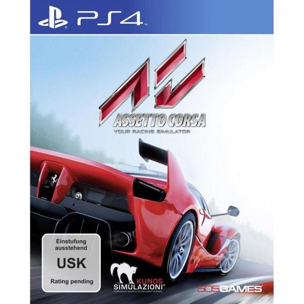 Assetto Corsa PS4/XBoxOne @Voelkner für 37,40 € (VSK FREI bei Sofortüberweisung)