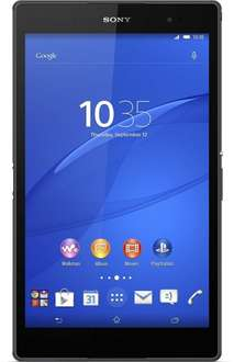 Sony Xperia Z3 SGP611 Tablette 8x27x27 16Go Wifi Noir @amazon.fr