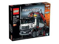 LEGO Technic 42043 Mercedes-Benz Arocs 3245 bei amazon.co.uk für 137,87 €