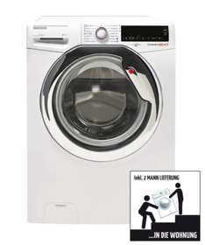 Ebay - Hoover DXA59 AH -S DynamicNext Waschmaschine EKK A+++ 1500 U/Min 9KG