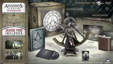 Assassinx27s Creed® Syndicate - Big Ben Collectorx27s Case (PC / PS4) ab 69,97€ & Charing Cross Edition (PS4 / Xbox One) für 49,97€ [Ubisoft]