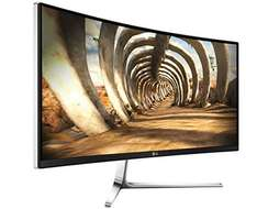LG 34UC97C 34 Zoll Silber 3440x1440 curved
