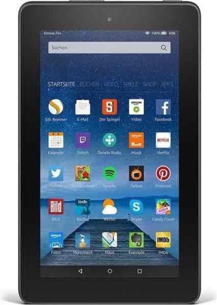 [Amazon] Fire Tablet ab 39,99€, nur während der Gamescom 2016!
