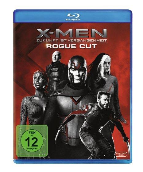 [Amazon.de] X-Men - Zukunft ist Vergangenheit - Rogue Cut (Blu-Ray) (Prime)